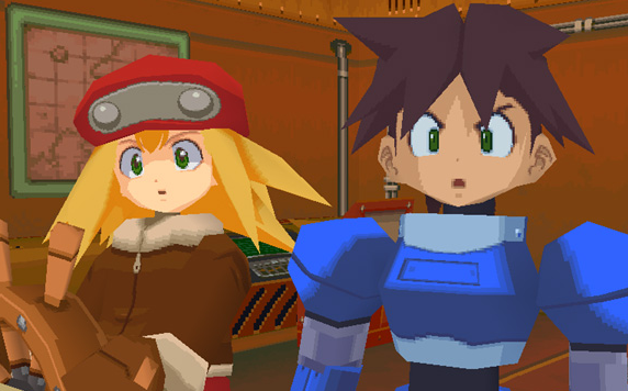 """Mega Man Legends 2"" Rated by ESRB - Possibly Coming to PSN"