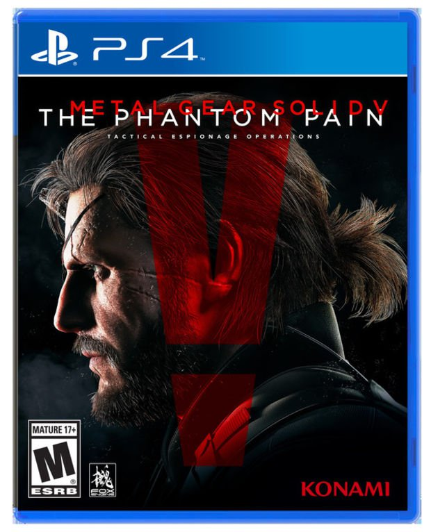 "Konami Removes Koijma's Name off of ""Metal Gear Solid"" Boxart - Kojima Productions Logo also Removed"