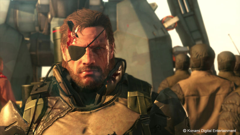 """Metal Gear Solid V: The Definitive Edition"" Announced - Leaked a Bit Before Officially Revealed"
