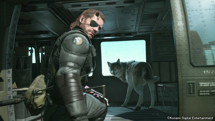 """Metal Gear Solid V"" PC Version Releasing Alongside Consoles -"