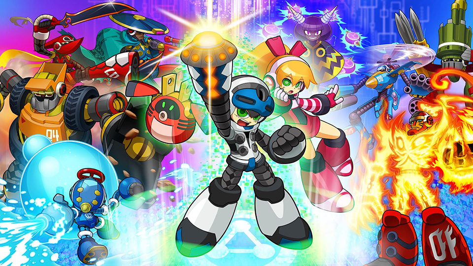 """Mighty No. 9"" Finally Goes Gold - Set to Release in June"