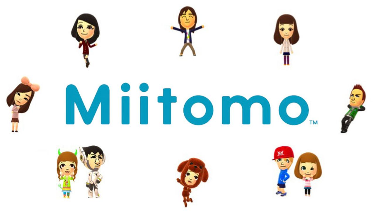 My Nintendo Officially Launches - Miitomo Also Up As Well