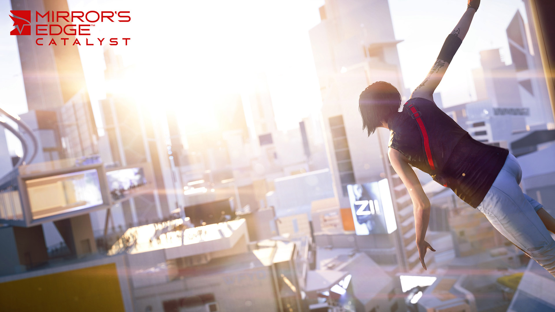 """Mirror's Edge Catalyst"" Delayed - Pushed Back for Quality Insurance"