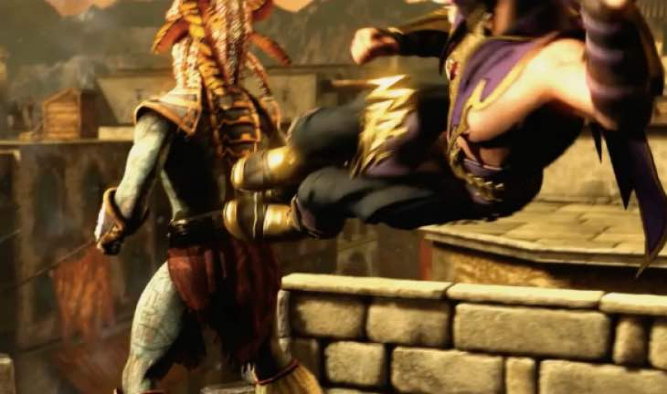 "Reddit Modder Finds Way to Play NPCs in ""Mortal Kombat X"""