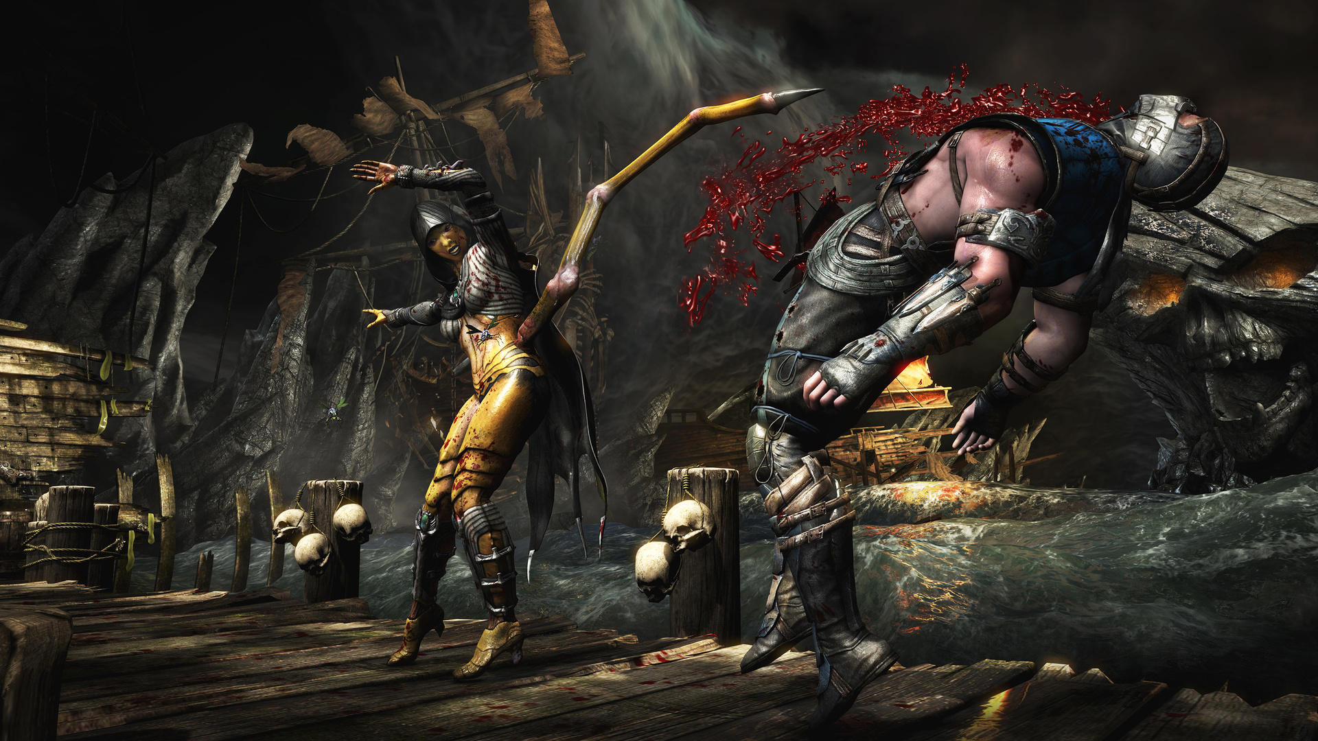 "More ""Mortal Kombat X"" News: Brutalities, Characters, and More"