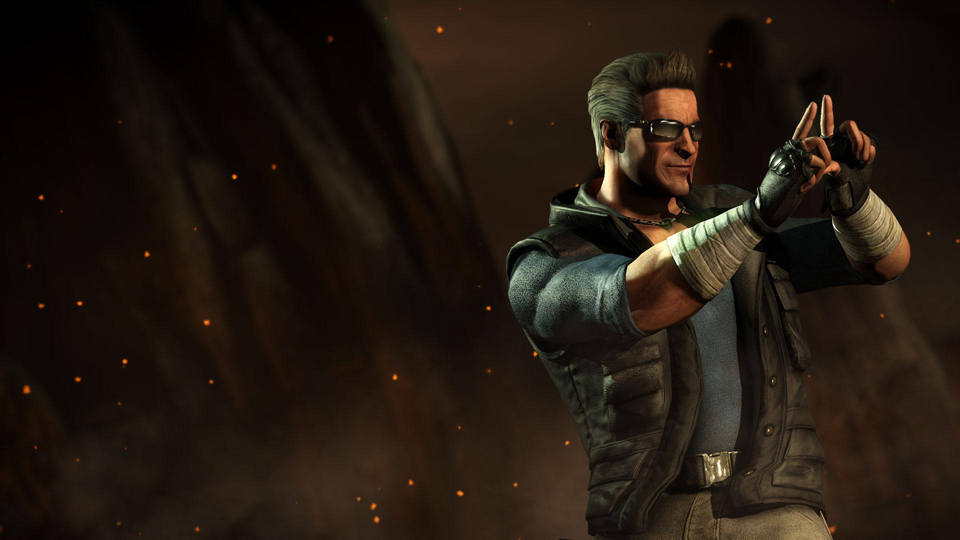"""Mortal Kombat X"" Cage Family Reveals the Whole Family"
