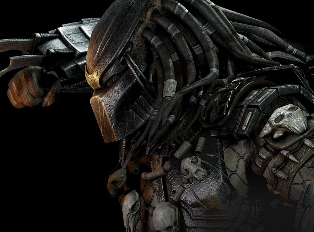 "Predator and Quitalities Coming to ""Mortal Kombat X"" UPDATE - Predator Part of"