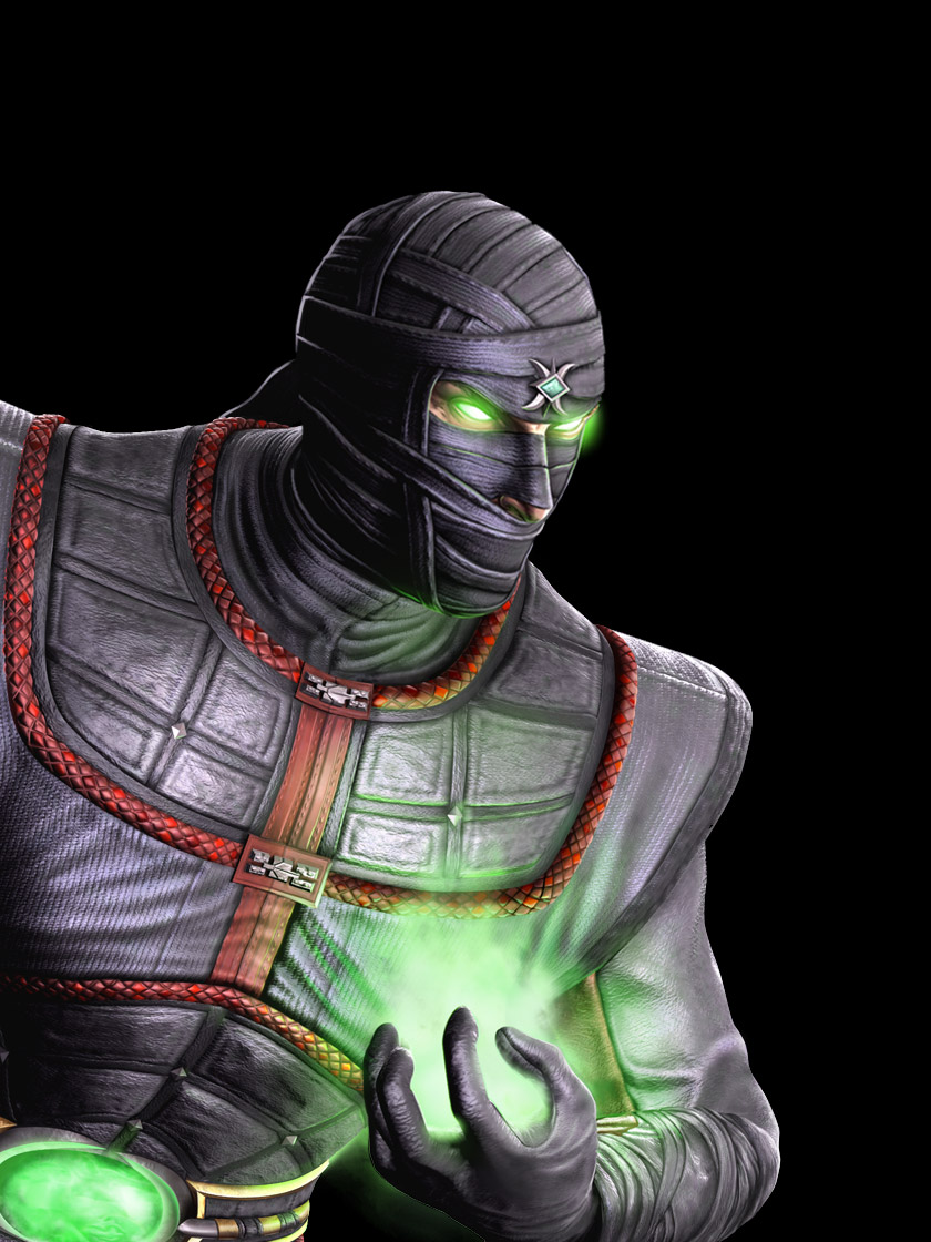 "Ermac Revealed for ""Mortal Kombat X"" - No Error Here on Ermac's Return"