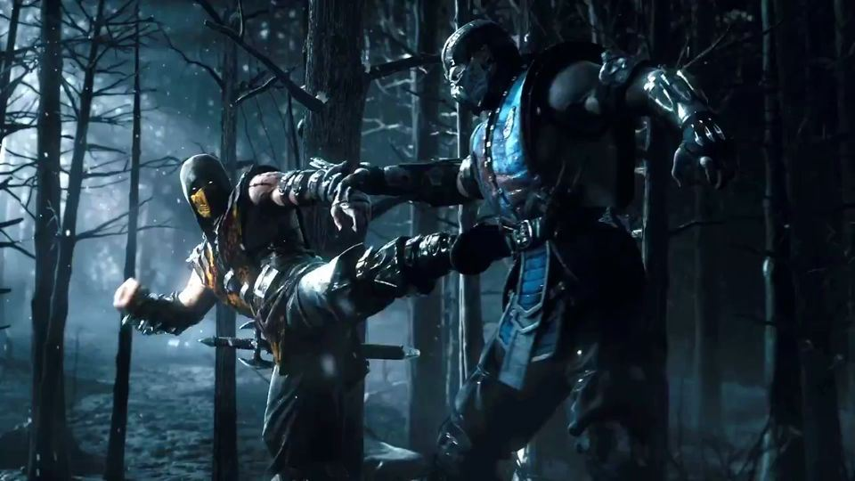 """Mortal Kombat X"" Has New ""Living Towers"" Mode"