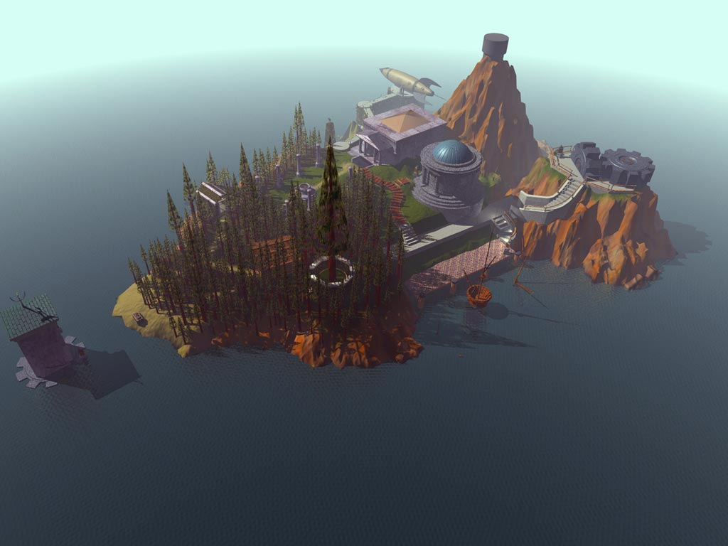 Throwback Thursday: Myst - There's no better game to play when you're feeling asocial