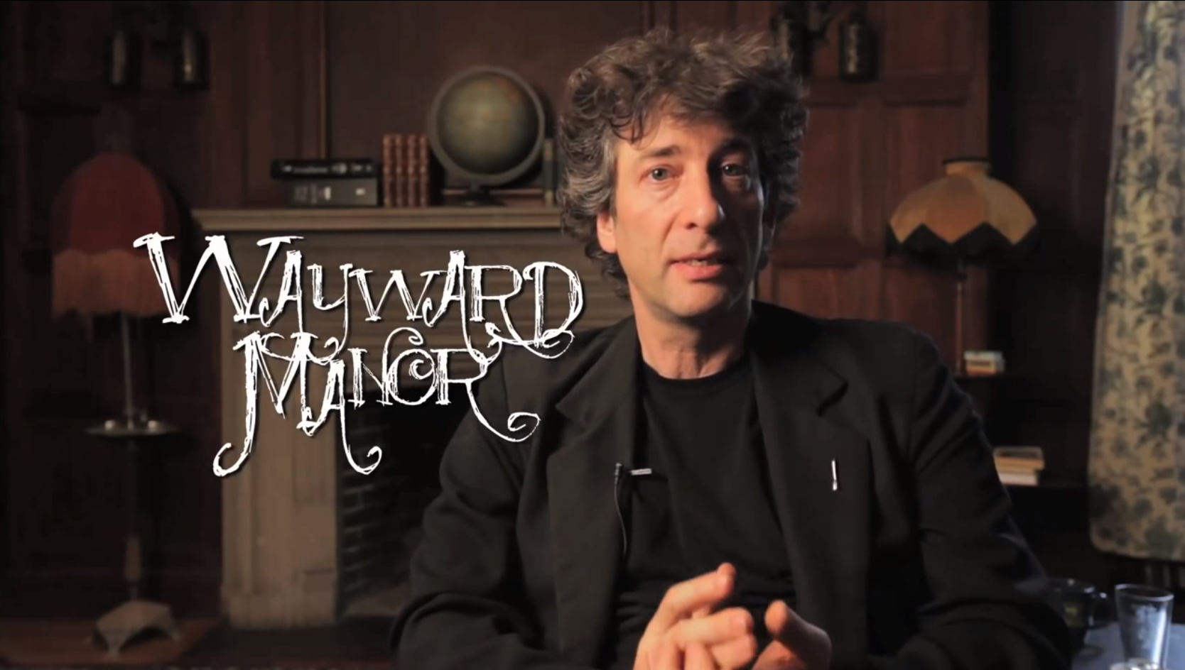 Wayward Manor - Neil Gaiman's Foray Into Video Games