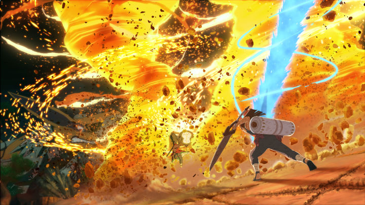 """Naruto Shippuden: Ultimate Ninja Storm 4"" Announced"