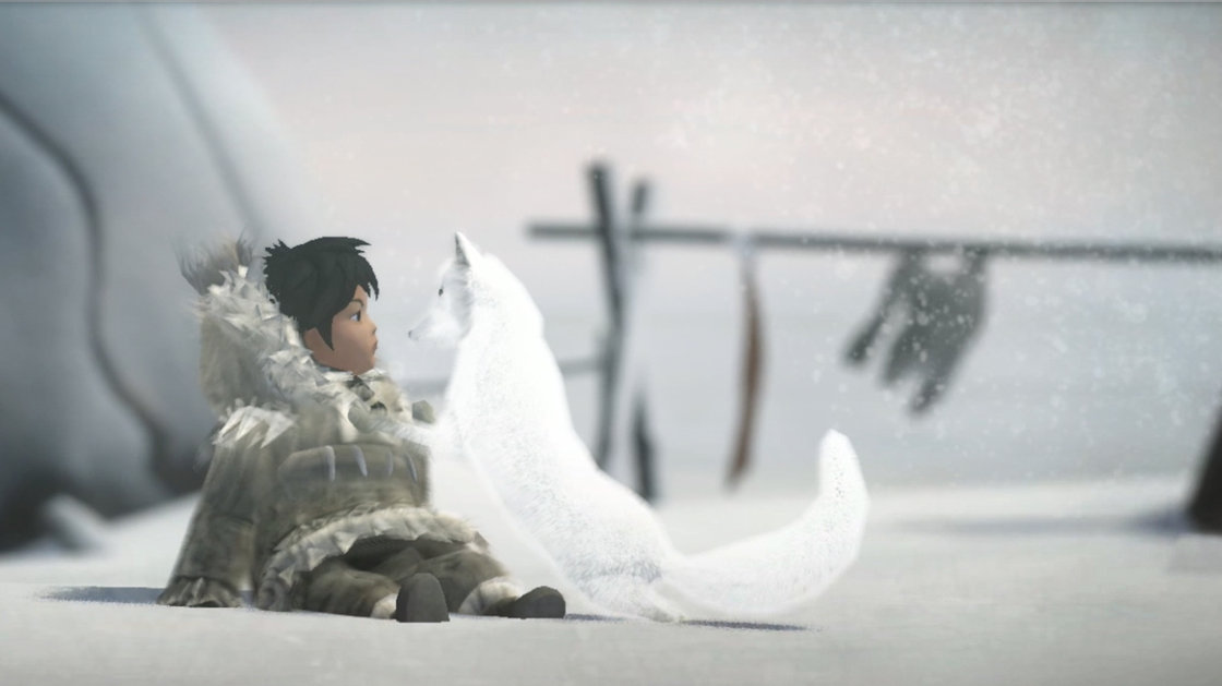 "Breaking the Stereotype With ""Never Alone"" - A Traditional Story Finds a New Medium"