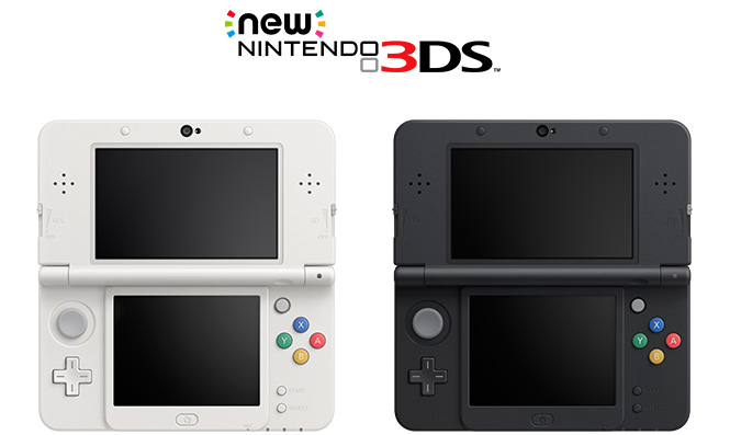 Review: New Nintendo 3Ds - So What's New with the New 3DS?