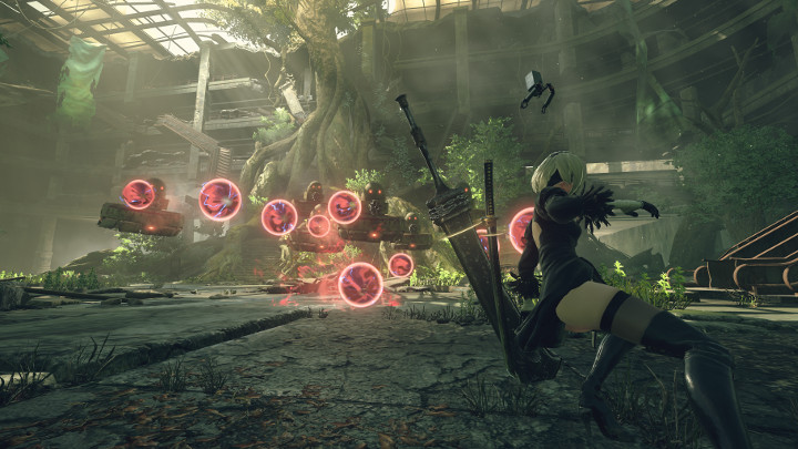 """Nier: Automata"" Delayed to 2017 - Favorable Release Window This Time Around"