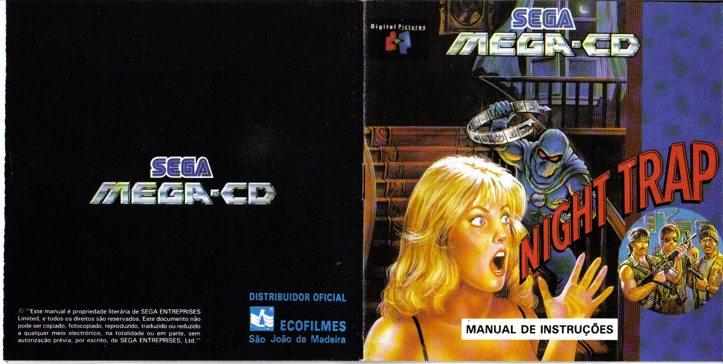 """Guy Trades in 203 Copies of """"Night Trap"""" 