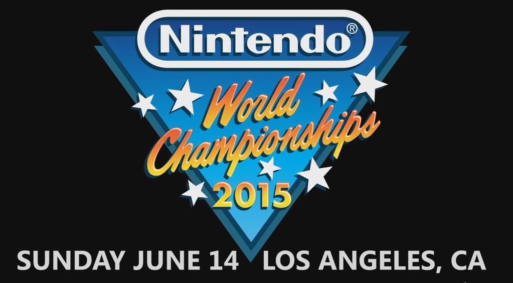 Nintendo World Championships 2015 Announced - Reggie Is Continuing Getting His Body Ready for the Championships