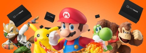Nintendo and Loot Crate Smash Up! - ...For A Limited Time Only