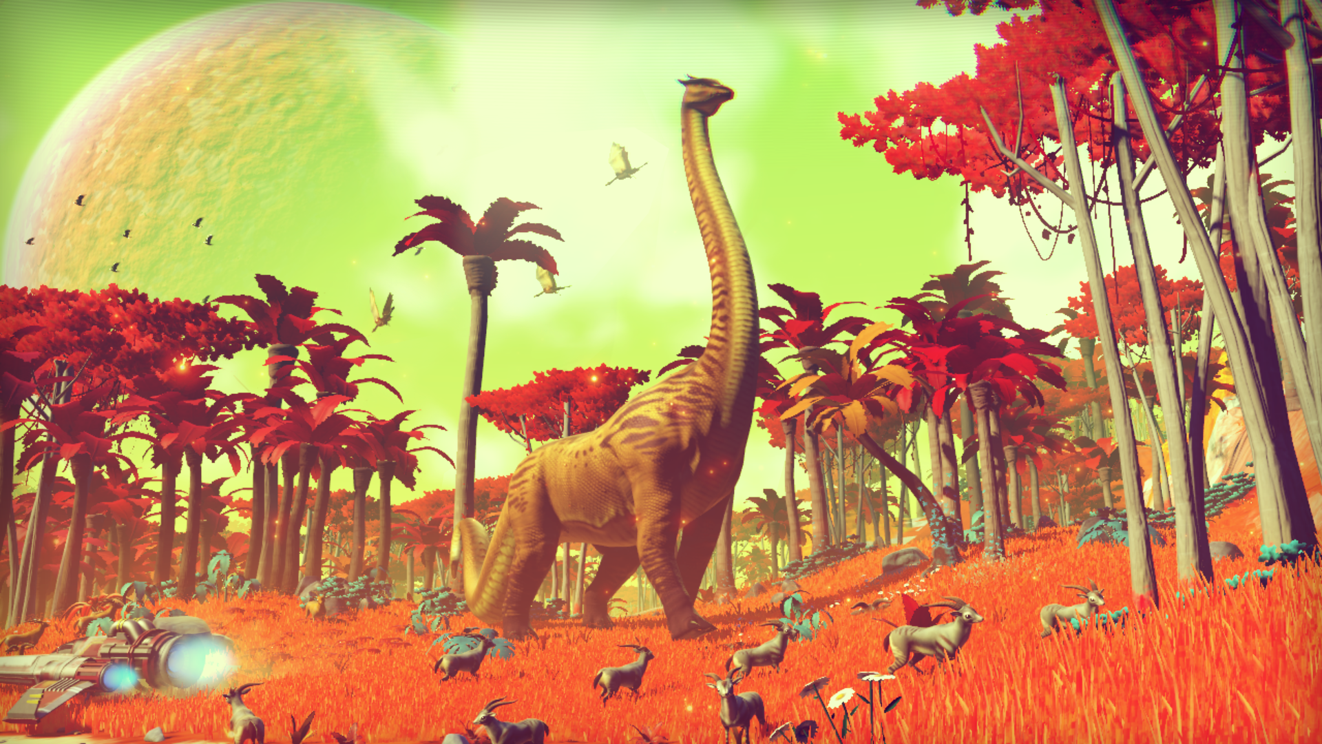 """No Man's Sky"" Release Date Revealed"