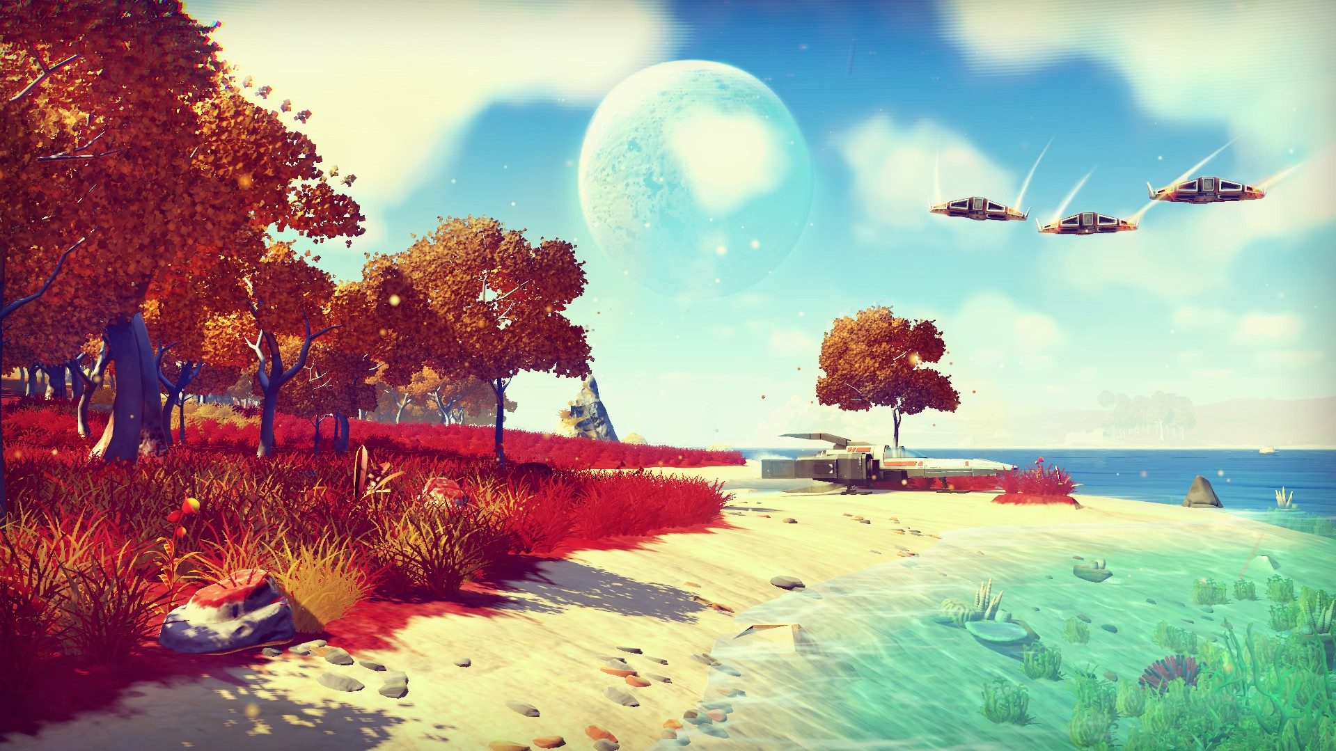 """No Man's Sky"" Coming to PC after PS4-Timed Exclusivity Period"