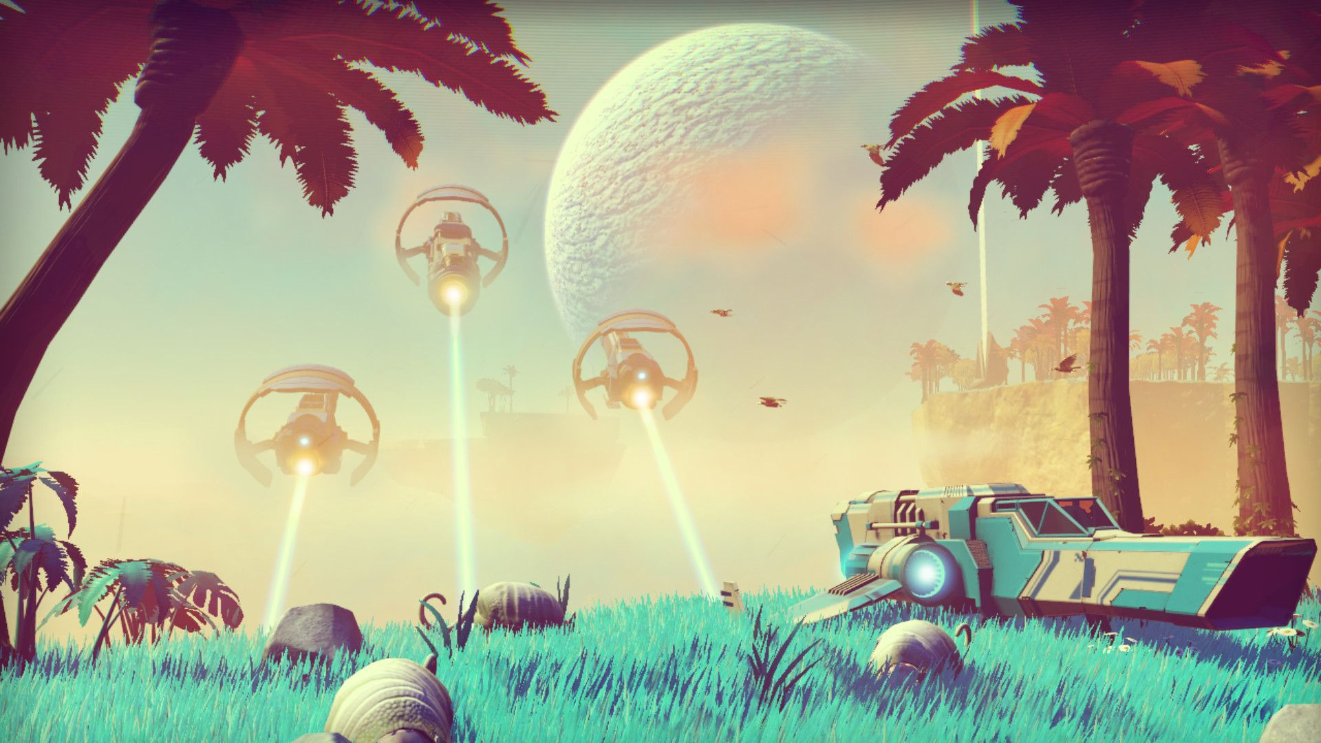"""No Man's Sky"" Delayed to August - Game Needs More Polish"
