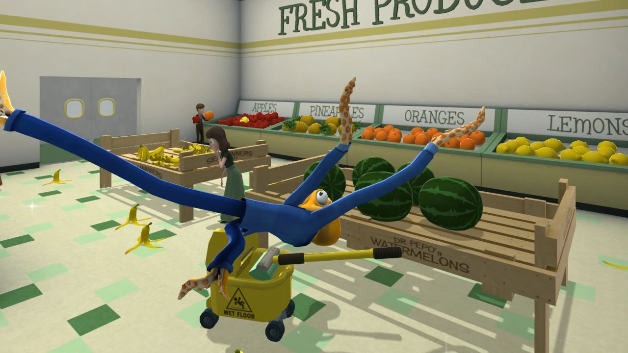"""Octodad: Dadliest Catch"" Getting a Big Patch"
