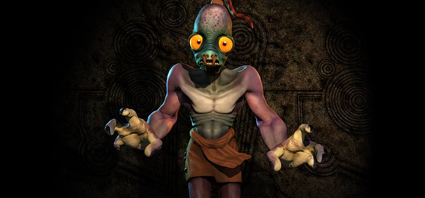 """Oddworld: Soulstorm"" Officially Revealed - Seems to Be the"