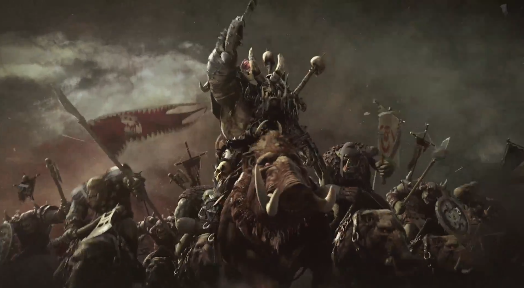 Total War: WARHAMMER Officially Annouced - The rules have changed...  The only constant is War.