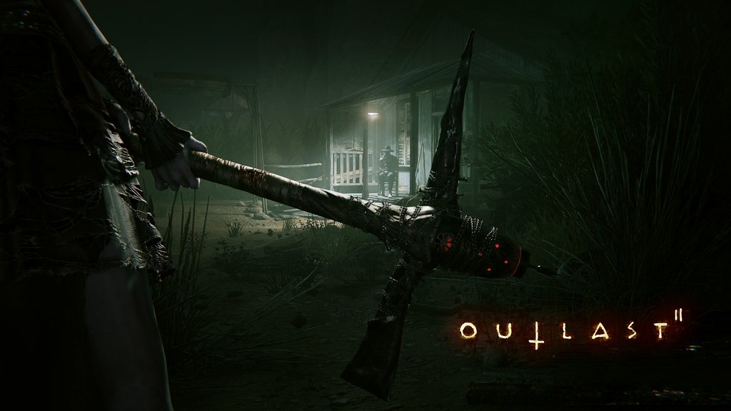 "REVEALED: ""Outlast 2"" Gameplay Trailer"