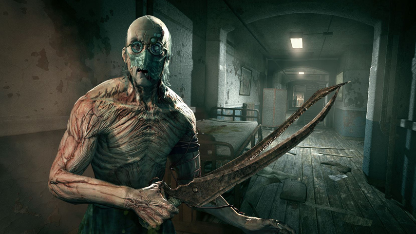 """Outlast II"" Officially Announced - Creeping Upon You in Fall 2016"