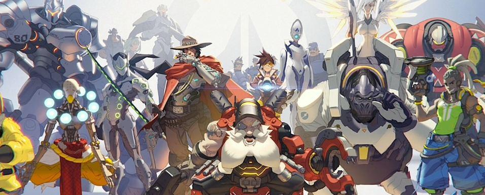 "Blizzard Announces ""Overwatch"""