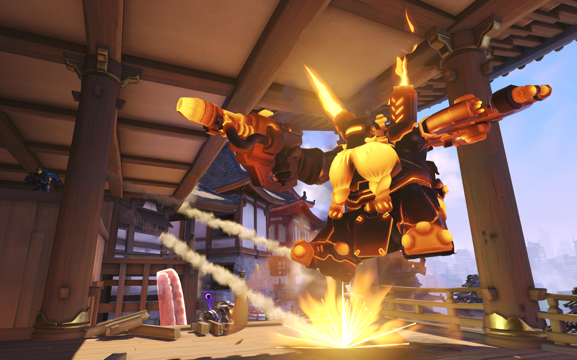 "Torbjörn Will Be Nerfed In ""Overwatch"" for Consoles"