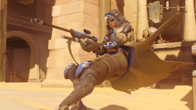 "PS4 ""Overwatch"" Patch Gets Ana and More"