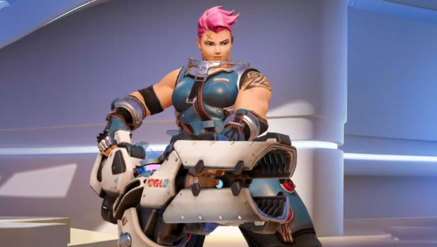 """Overwatch"" Characters Zarya and McCree Revealed - One Slings Guns, the Other Slings Gravity Beams"