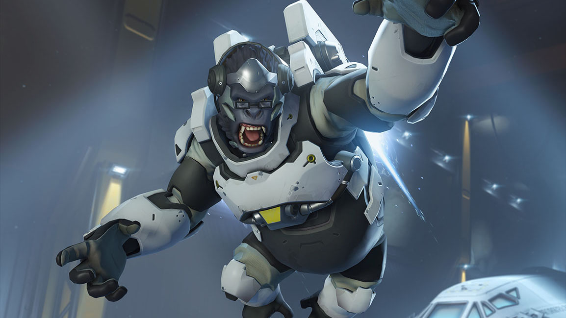 "Overwatch's"" Physical Copies Release a Day Early 