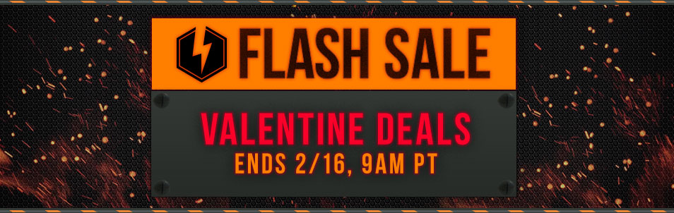 PSN Valentine Flash Sale - Sales Range from Classic