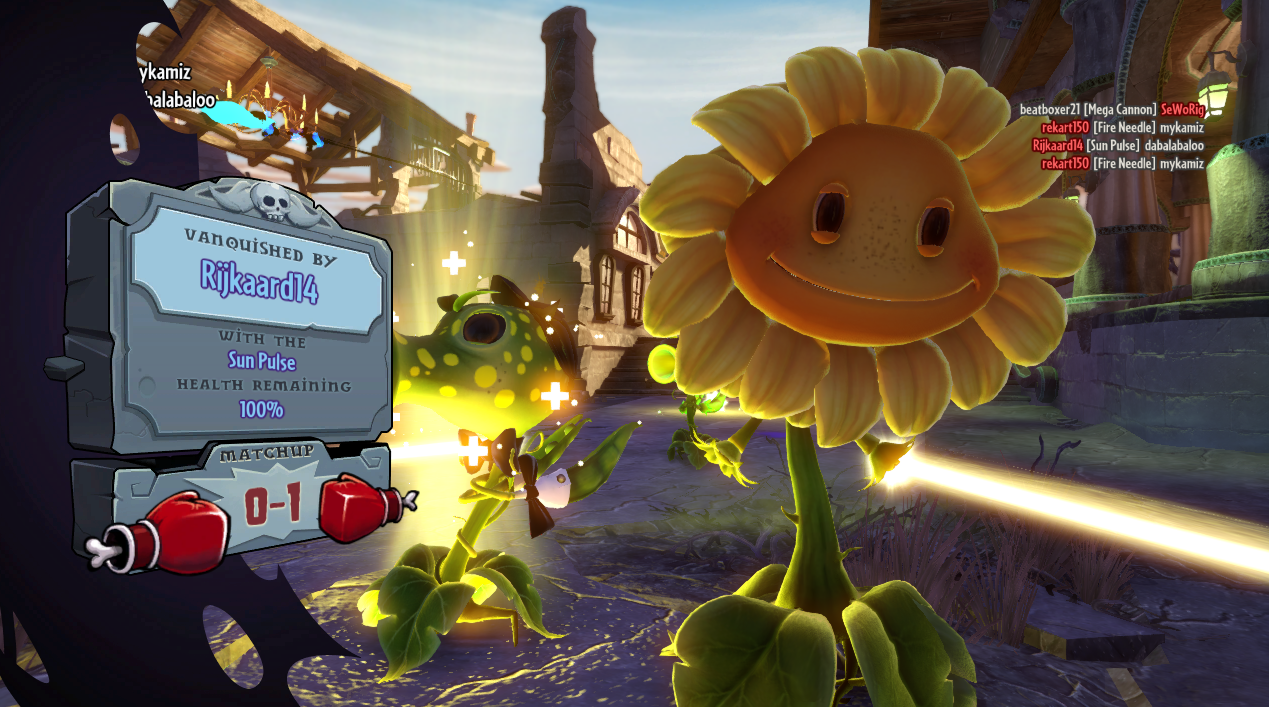 Plants vs. Zombies: Garden Warfare"