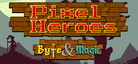 """Pixel Heroes - Byte & Magic"" - A Journey Into Pixelated Adventure"