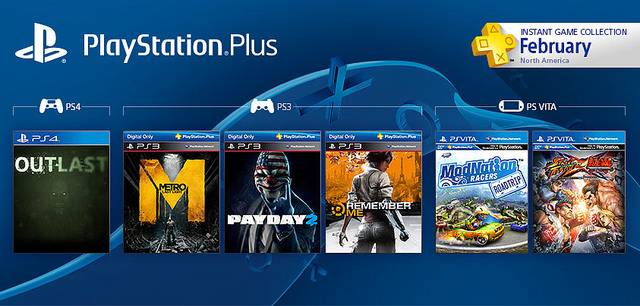 February PlayStation Plus Games Announced - Official Game List Released