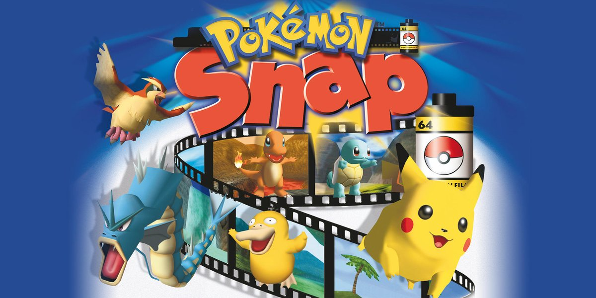 """Pokemon Snap"" To Arrive On Wii U Virtual Console - Gotta Photograph Them All!"