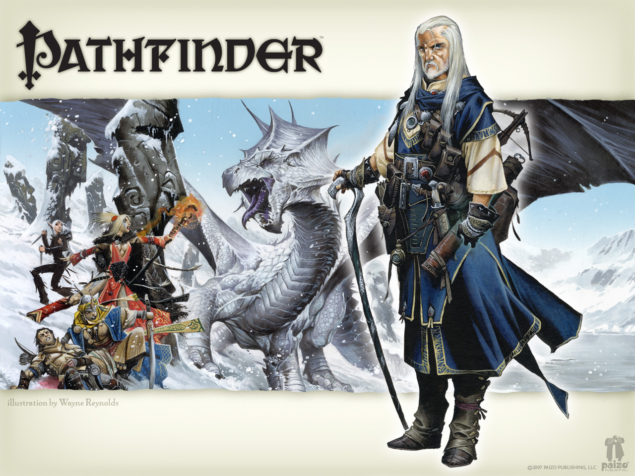 Obsidian Entertainment Gains Rights to Pathfinder License - Roll for Initiative