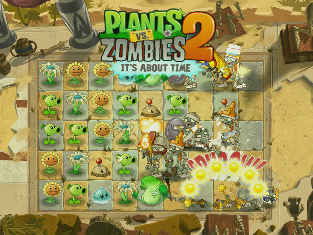 Plants vs. Zombies 2: It's About Time - How will the change in business model play out?