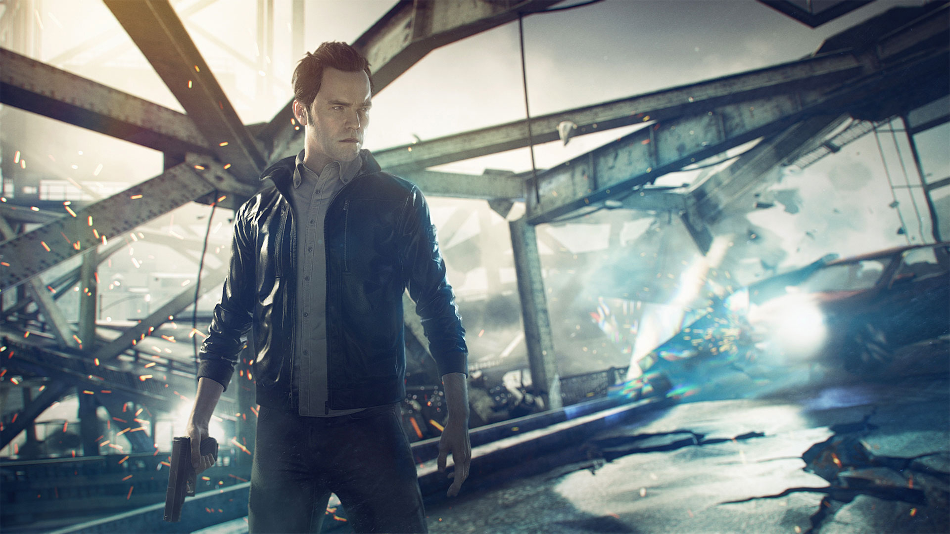 """Quantum Break"" Rated for PC - Remedy Games Tend to Come to PC Eventually"