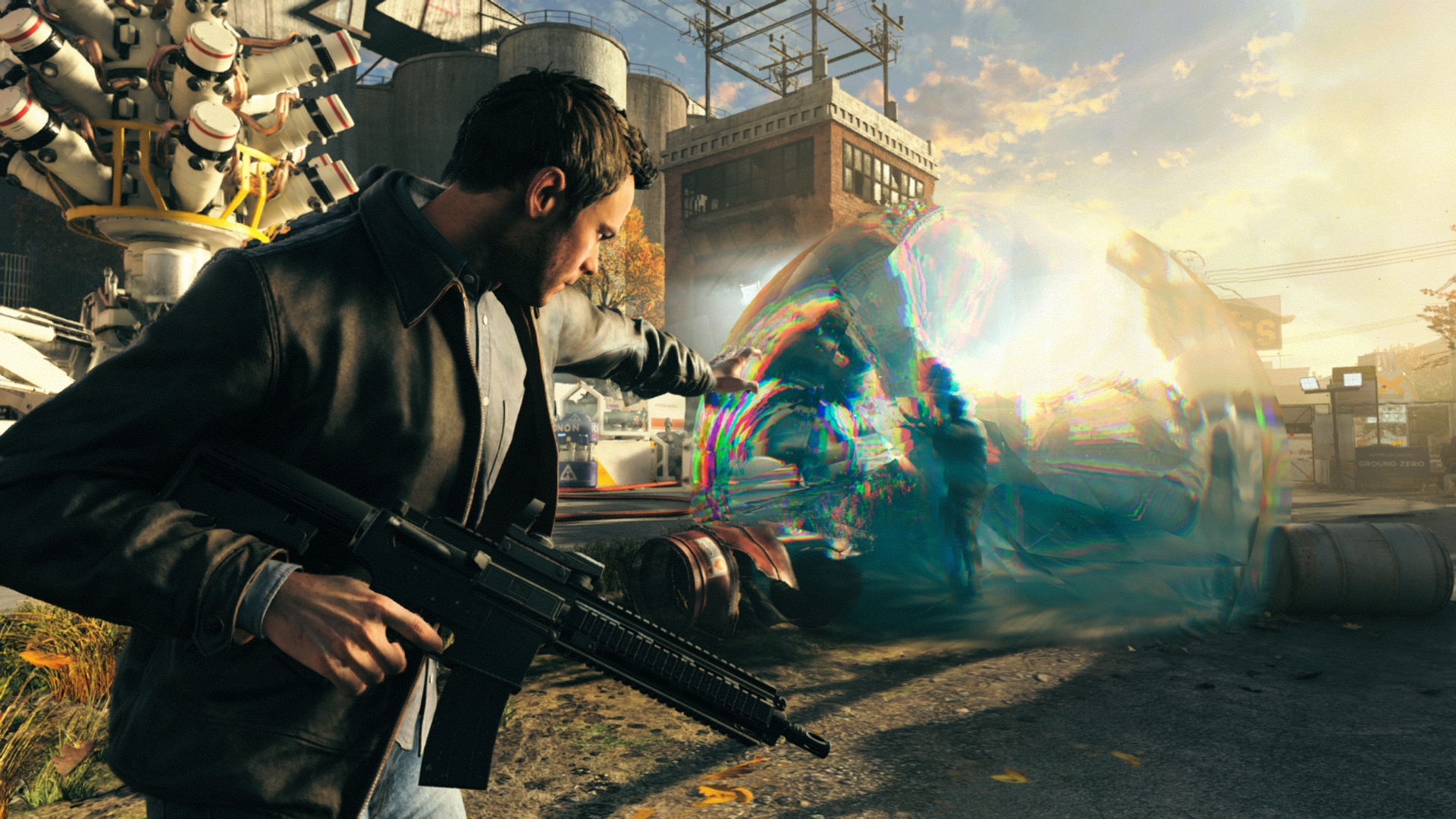"""Quantum Break"" Coming to PC - That Is"
