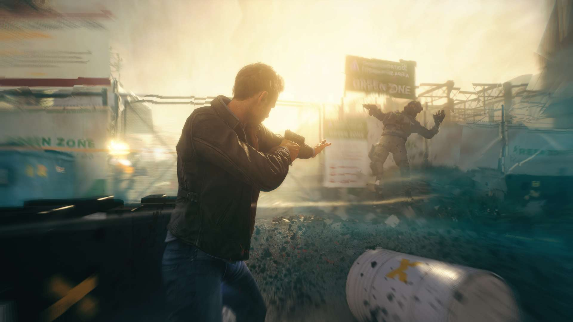"Remedy Games Addresses ""Quantum Break"" PC Problems - Also a Few Xbox One Problems"