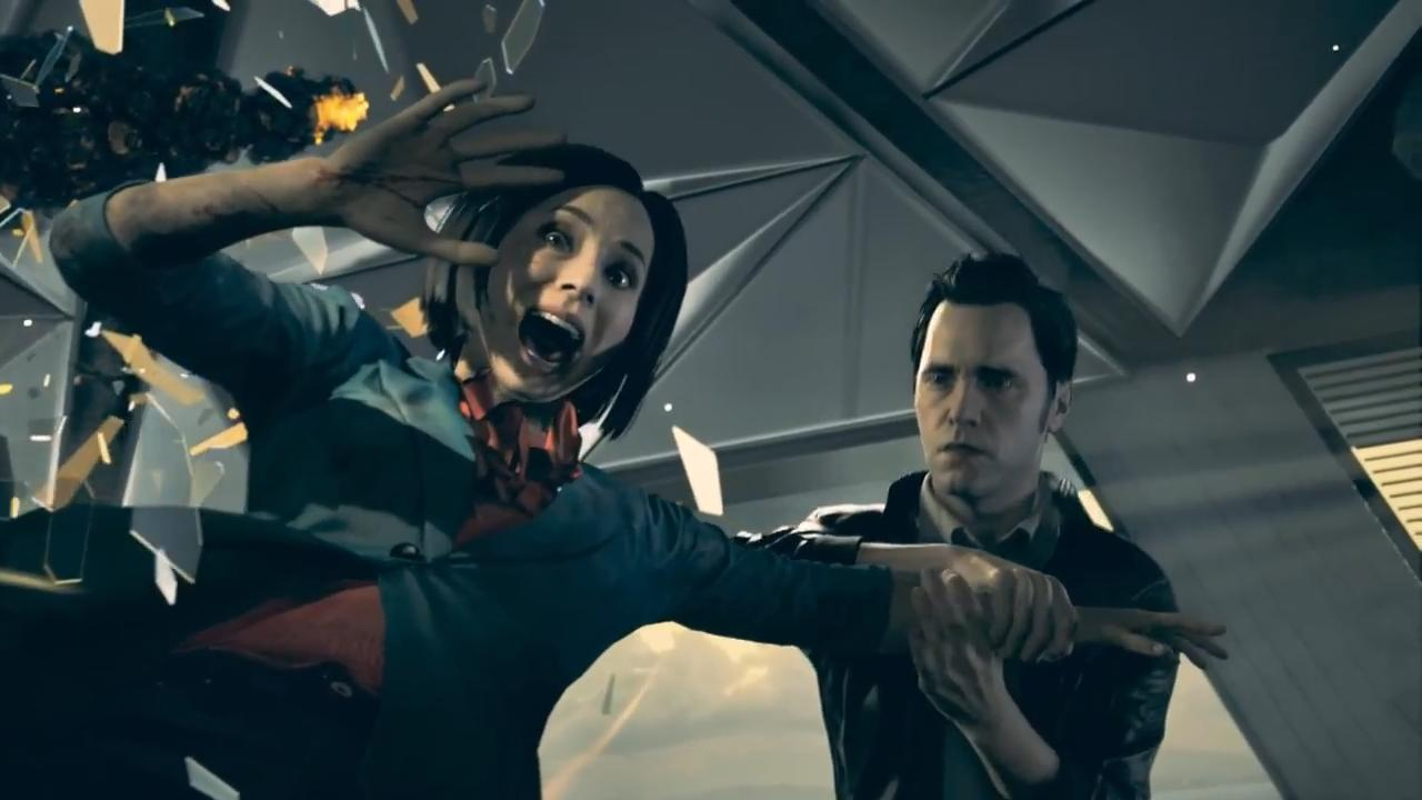 """Quantum Break"" Pushed Back to 2016 - Says Doesn't Want to Overcrowd Game Library"