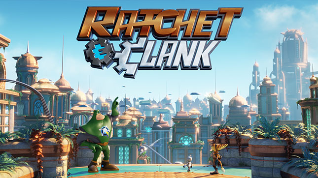 Ratchet and Clank Are Coming Back - Game Being Developed Alongside Movie