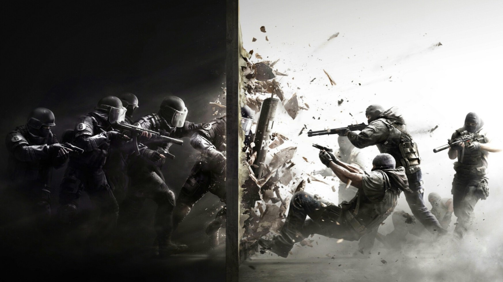 """Rainbow Six Siege"" Won't Have Single-Player Campaign - Single-Player Will Only Be Training"