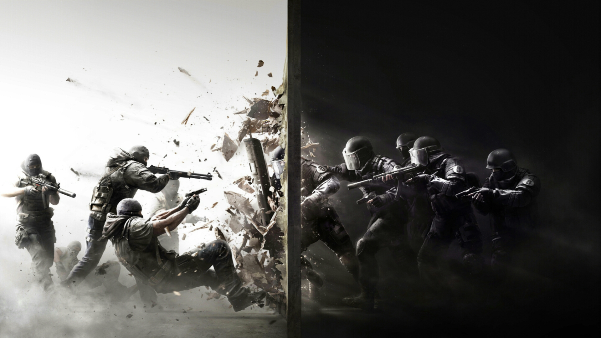 """Rainbow Six Siege"" Open Beta Delayed - Beta Delayed... Six Days Before the Game Releases"