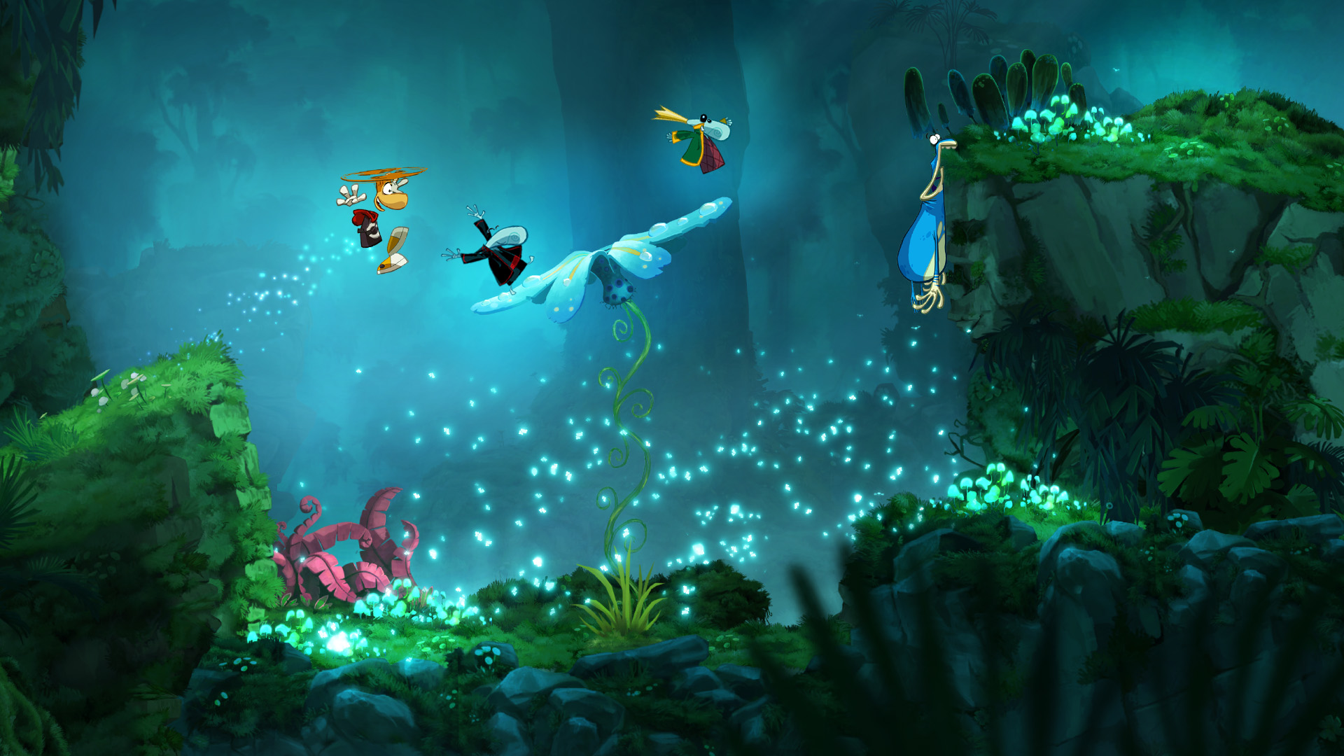 """Rayman Origins"" Coming to Xbox One - The BC Games Just Keep Coming"